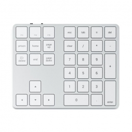Satechi - Bluetooth Extended Keypad (silver)