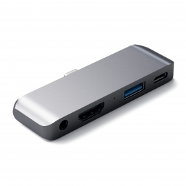 Satechi - Type-C Mobile Pro Hub (space grey)
