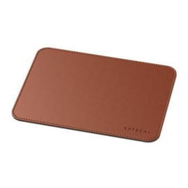 Satechi - Eco-Leather Mouse Pad (brown)