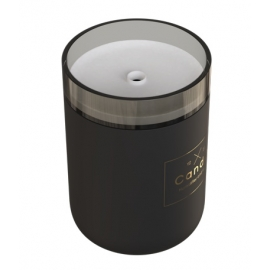 qushini - Candle Light Humidifier (black)