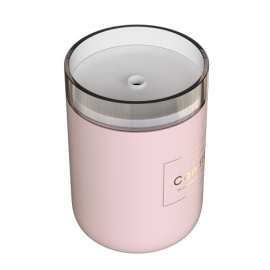qushini - Candle Light Humidifier (pink)