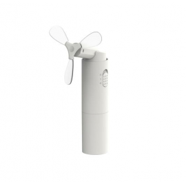 qushini - Mini Power Fan (white)
