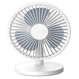qushini - Desk Fan (white)