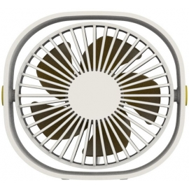 qushini - Mini Desk Fan (white)