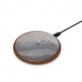 Woodcessories - EcoPad Stone Qi Charger