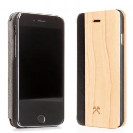 Woodcessories - EcoFlip iPhone X/XS (maple)