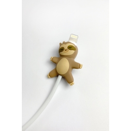 Mojipower - Cable Protector (lazy sloth)