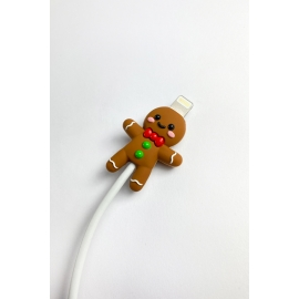 Mojipower - Cable Protector (biscottino)