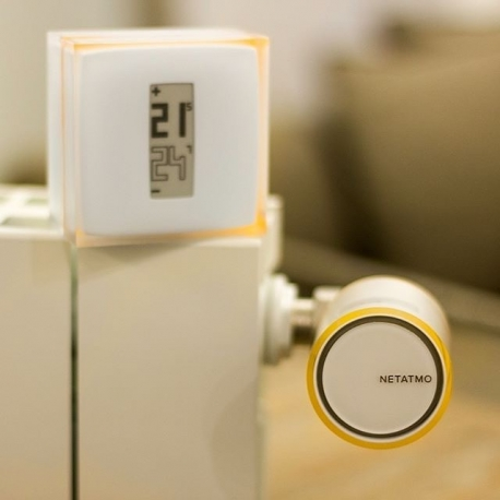 netatmo - Thermostat by Starck