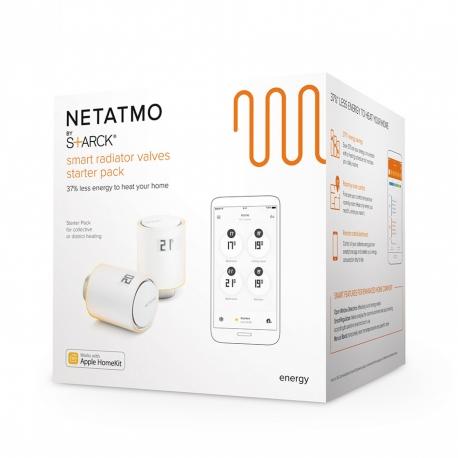 netatmo - Radiator Valves Starter Pack