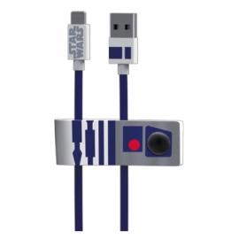 Tribe - Cabo USB-lightning Star Wars (R2-D2)