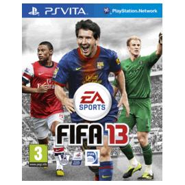 Fifa 13 (Seminovo) PSVita