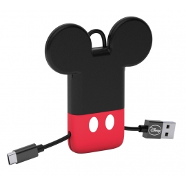 Tribe - Cabo keyline USB-microUSB Disney (mickey)