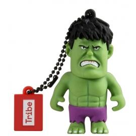 Tribe - Pen Drive Marvel 16GB Hulk