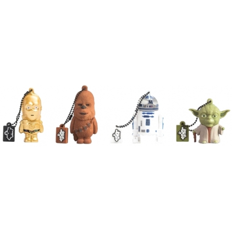Tribe - Pen Drive Star Wars 16GB Poe