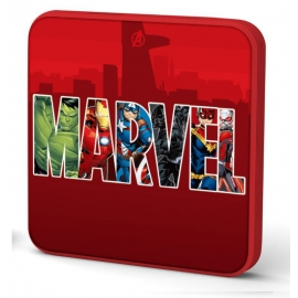 Tribe - Layer Power Bank 4000 mAh Marvel (logo)